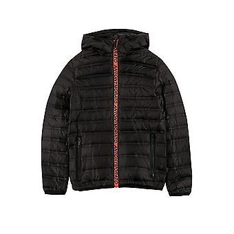 Antony Morato Junior Black Bubble Jacket