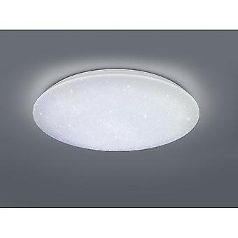 Trio Lighting Nagano Modern Twinkle Effect Remote Control LED Ceiling Light