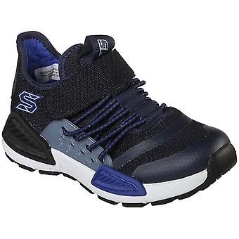 Skechers jongens Kinectors Thermovolt Lace Up trainingsstaf