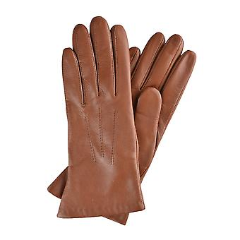 Becky Classic Leather Gloves in Cork