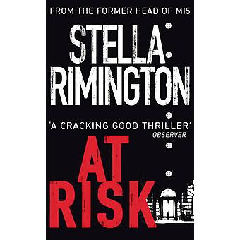 At Risk - (Liz Carlyle 1) by Stella Rimington - 9780099461395 Book