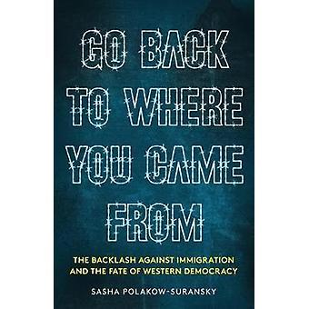 Ga terug naar waar u vandaan kwam - het verzet tegen immigratie & th