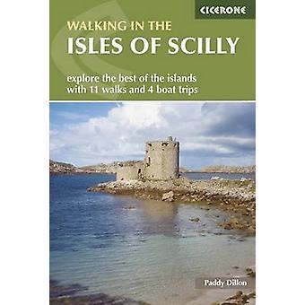 Wandelen in de Isles of Scilly (4e herziene editie) van Paddy Dillon