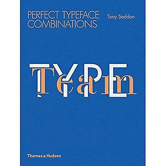 Equipo tipo: Tipografía perfectas combinaciones