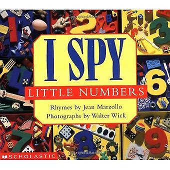 Eu espio os números (espiões) (espião)