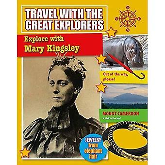 Verken met Mary Kingsley