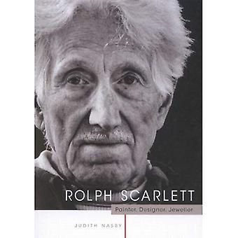 Rolph Scarlett: Suunnittelija, taidemaalari ja kultaseppä