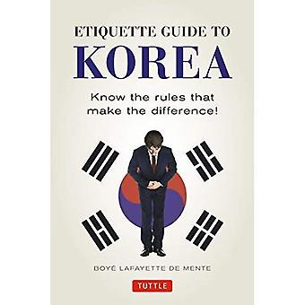 Etiketti opas Korea: tunne sääntöjä, jotka tekevät eron!