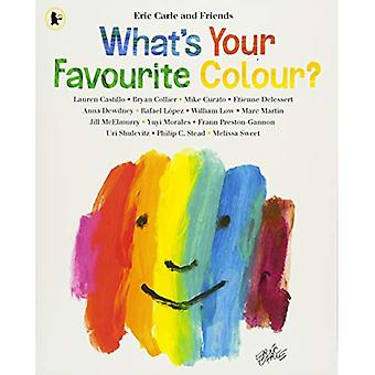 Wat is uw lievelingskleur?
