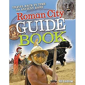 Roman City Guidebook: Age 7-8, Average Readers (White Wolves Non Fiction)