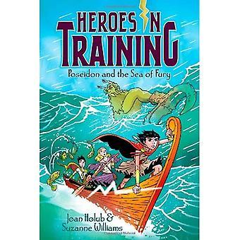 Poseidon und der Sea Fury (Helden in der Ausbildung