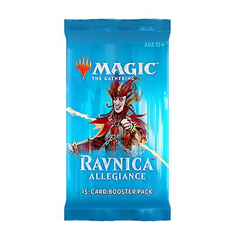 Magic the Gathering-Ravnica Allegiance Booster 1-Pack
