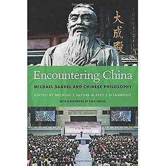 Ontmoeting China: Michael Sandel en Chinese filosofie