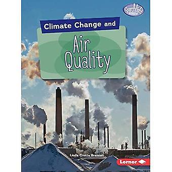 Changement climatique et la qualité de l'Air (projecteur Books (TM) - changement climatique)