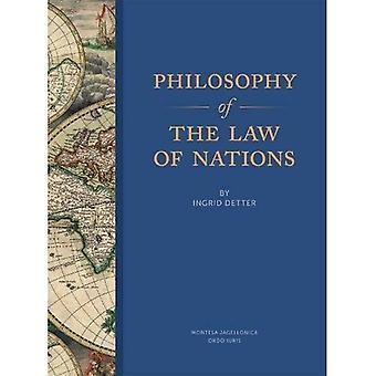Filosofia della legge delle Nazioni