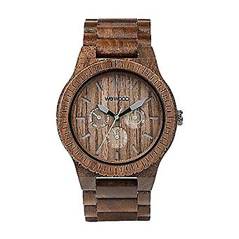 WEWOOD quartz analogue man with wooden Strap Kappa