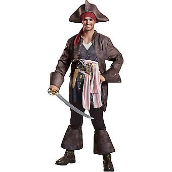 ديلوكس قراصنة الكاريبي الكابتن جاك زي الكبار