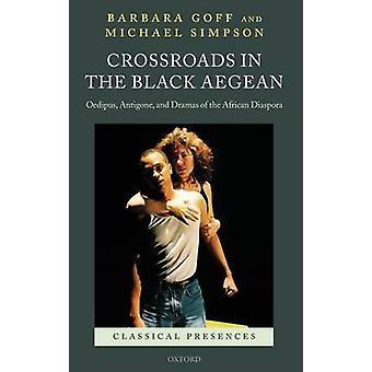 CROSSROADS svart Egeiska CLPR C av Goff & Simpson