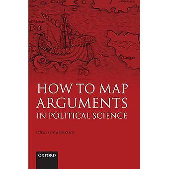 كيفية تعيين الوسيطات في غلاف عادي العلوم السياسية حسب بارسونز & كريغ