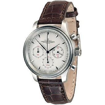 Zeno-horloge mens watch NC retro chronograaf 2020 9559TH-e2-N1