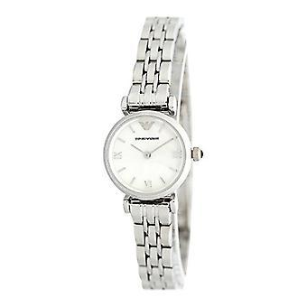 Emporio Armani Ar1763 acero inoxidable Case damas reloj
