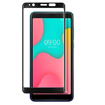 Wiko Y60 Tempered Glass Screen Protection 9h Original Wiko - Black