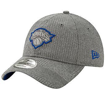 New Era 9Twenty Adjustable Cap - TRAINING New York Knicks