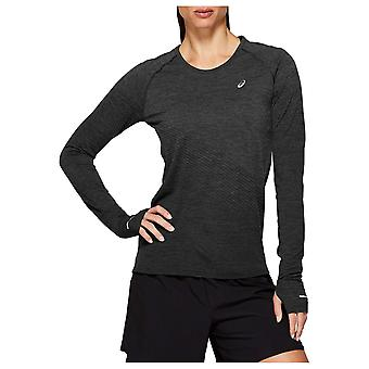 Asics Womens Seam Tx LD94 Long Sleeve Crew Neck Sports Top