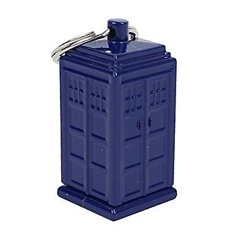 Doctor Who TARDIS Fonds d'urgence Keychain