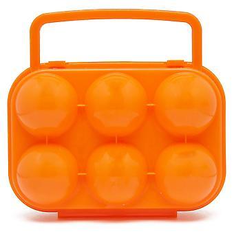 New Eurohike Camping Egg Carrier Orange