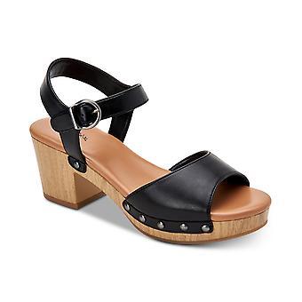 Style & Co. Damen Anddrea Open Toe Casual Slingback Sandalen