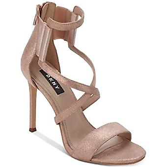 DKNY Lil mekko sandaalit ruusu kulta koko 8.5 M