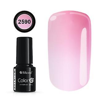 凝胶抛光 - 彩色 IT - 高级 - 热 - #2590 UV 凝胶/LED