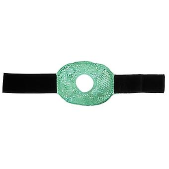 Aroma Home Therapeutic Gel Beads Knee Wrap: Sea Foam