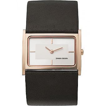 Danish Design - Wristwatch - Ladies - IV17Q734 ROSE STAINLESS STEEL