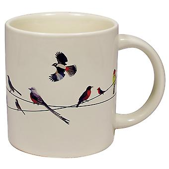 Mug - UPG - Birds on a Wire 4746