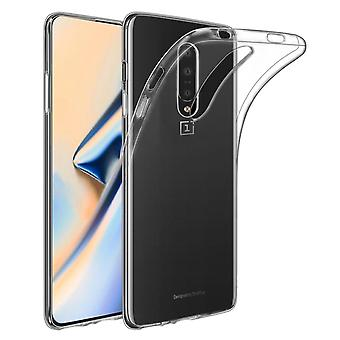 OnePlus 7 Pro Transparent Rubber Shell,