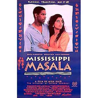 Mississippi Masala (enkelsidig) original Cinema affisch