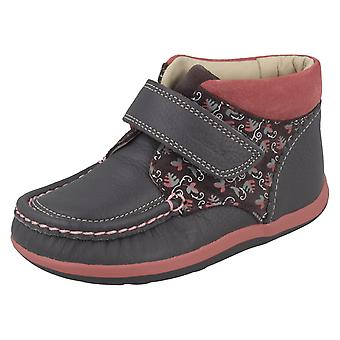 Girls Clarks Ankle Boot First Shoes Alana Erin