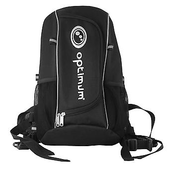 Optimum Sports Cycling Hawkley MTB zaino 10L con pannelli mesh emostativi