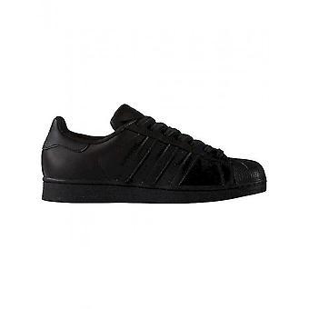 Adidas-Sko-Sneakers-AF5666_Superstar-unisex-Schwartz-UK 11,0