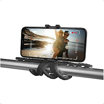 Celly-SQUIDDY-Flexible holder Phone/Camera S BLACK