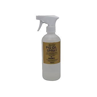 Gold Label - Pig Oil Spray