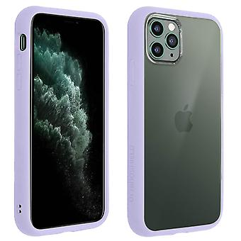 Apple iPhone 11 Pro Max Case, Changable Bumper + Rear, Purple, Rhinoshield