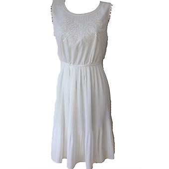 Darling Women-apos;s White Emily Floaty Dress M Royaume-Uni 12