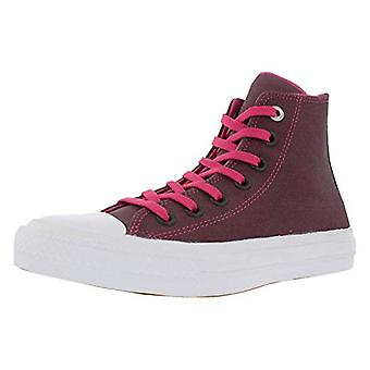 Converse Chuck Taylor II Hi Athletic Shoes Size Men's 5/Women's 7 Vivid Pink/...