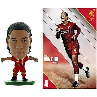 Soccerstarz Liverpool FC Virgil Van Dijk