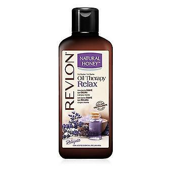 Żel pod prysznic Oil Therapy Relax Naturalny miód (650 ml)