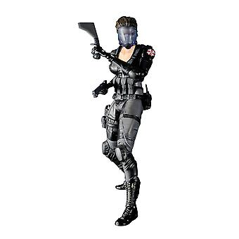 Resident Evil Operation Raccoon City Lupo Play Arts Figure