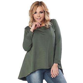 Green tessita blouses